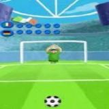 Dwonload Football penalty kick Cell Phone Game